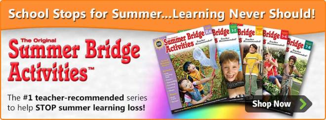 summer-bridge-activity-books good